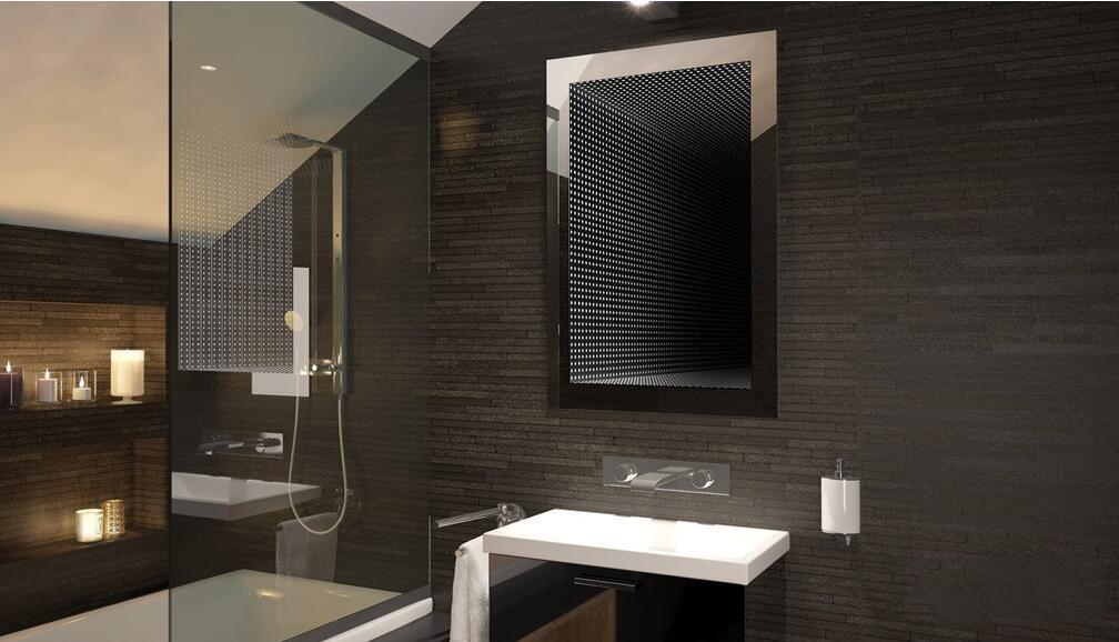 Liteharbor LED Infinity Mirror