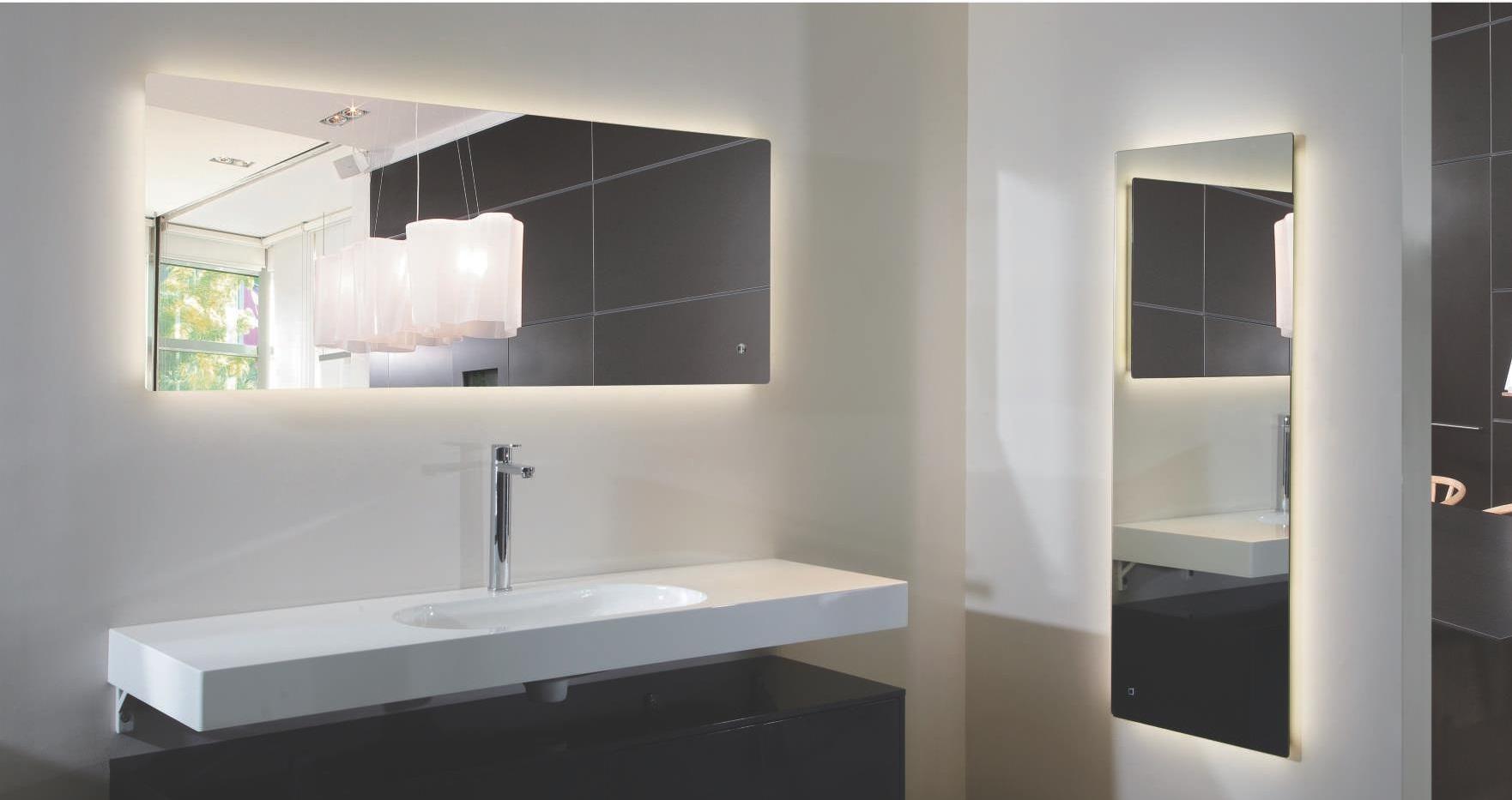 Liteharbor LED Back-lit Mirror