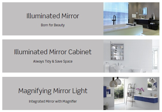 How Many Types of LED Mirror Lights Can You Find in Liteharbor