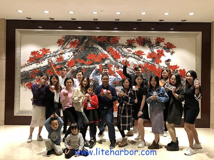 Liteharbor Celebration Party of 2018 HK Lighting Fair