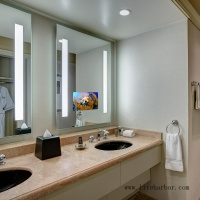 Liteharbor High End Smart Touch Control TV Mirror
