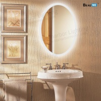 Liteharbor Customized size Hotel/Salon/Bathroom LED Mirror