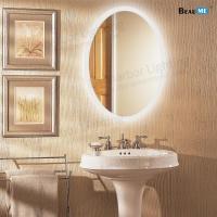 Liteharbor Customized size Hotel/Salon/Bathroom LED Mirror