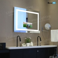 Liteharbor High End Customized Size Smart LED Magic Mirror