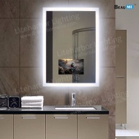 Liteharbor hospitality/Hotel/Salon Customized Size Smart Magic Mirror Lights