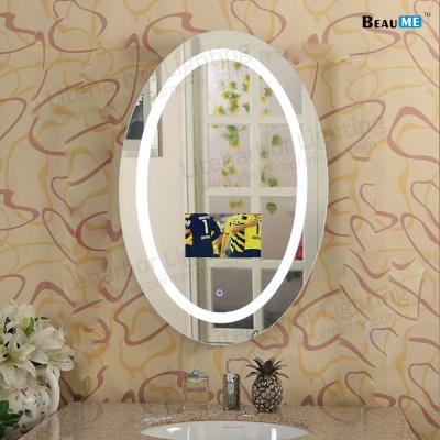 Liteharbor hospitality/Hotel/Salon Customized Size LED mirror television