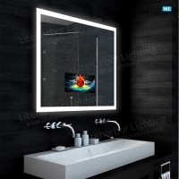 Liteharbor Customized Size Smart LED Magic Illuminated Mirror Factory