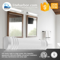 Liteharbor Elegant Design Cylinder 2ft LED Vanity Light