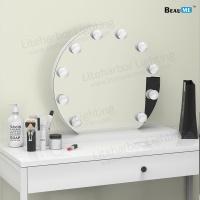 Liteharbor Hollywood Style LED Desktop Mirror Light