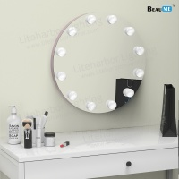 Liteharbor Customized Hollywood Lighted Makeup Mirror