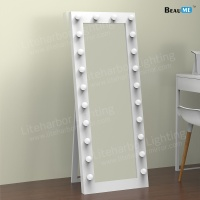Liteharbor Hollywood Style Full-length Mirror
