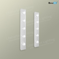 Liteharbor Hollywood Vanity Lights Equipped with Existing Mirror