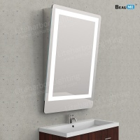 Liteharbor Dimmable ADA Wheelchair Illuminated Mirror