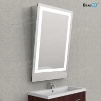Liteharbor Dimmable ADA Wheelchair Illuminated Mirror