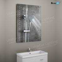 Liteharbor Customized Pattern Illuminated Art Mirror