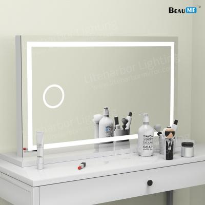 Liteharbor 3X or 5X Magnifying Makeup Mirror