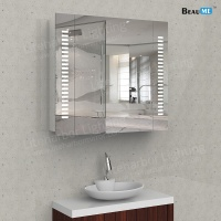 Liteharbor IP44 Bathroom Mirror Cabinet with Light