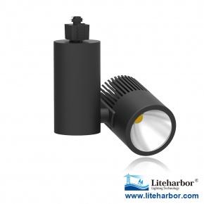 Line Voltage Track Light